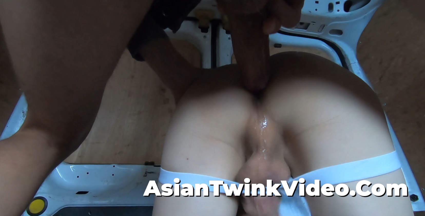 Handyman and apprentice rough gay car sex