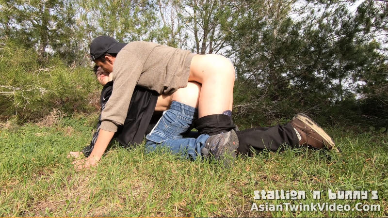 Twink Gay Sex In Magical Forest